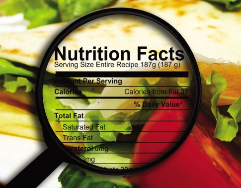 Nutrition Fact Testing