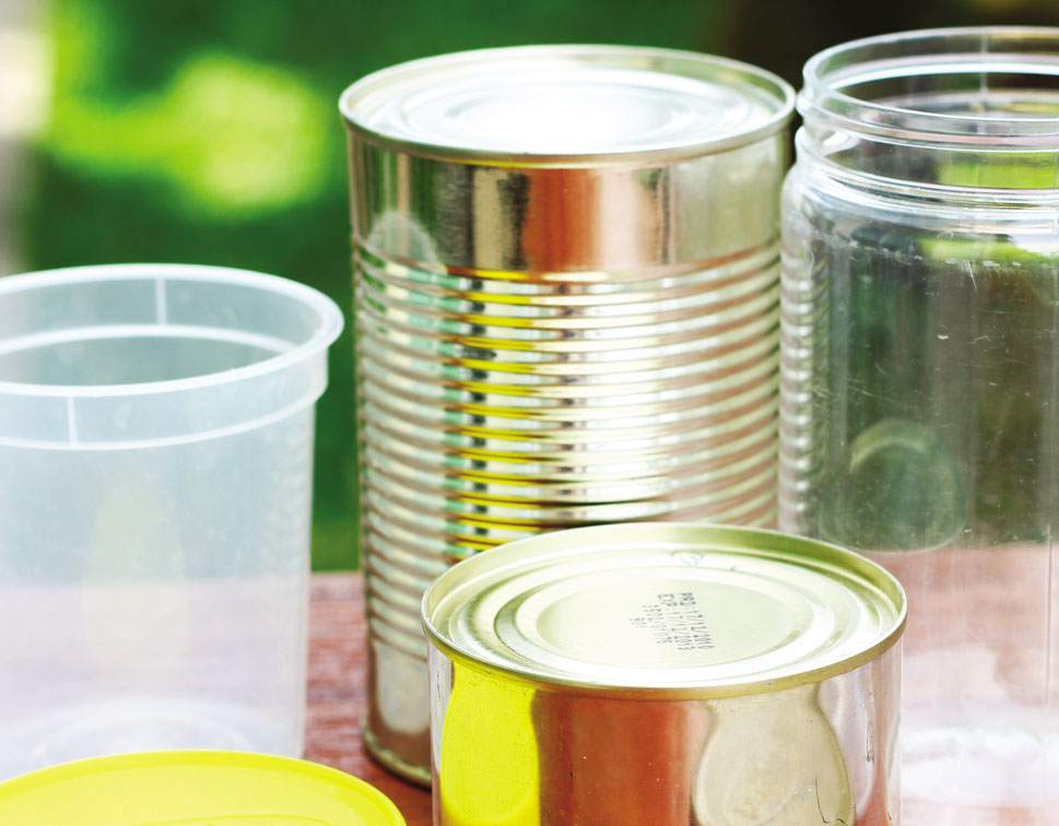 Food Packaging Materials Testing